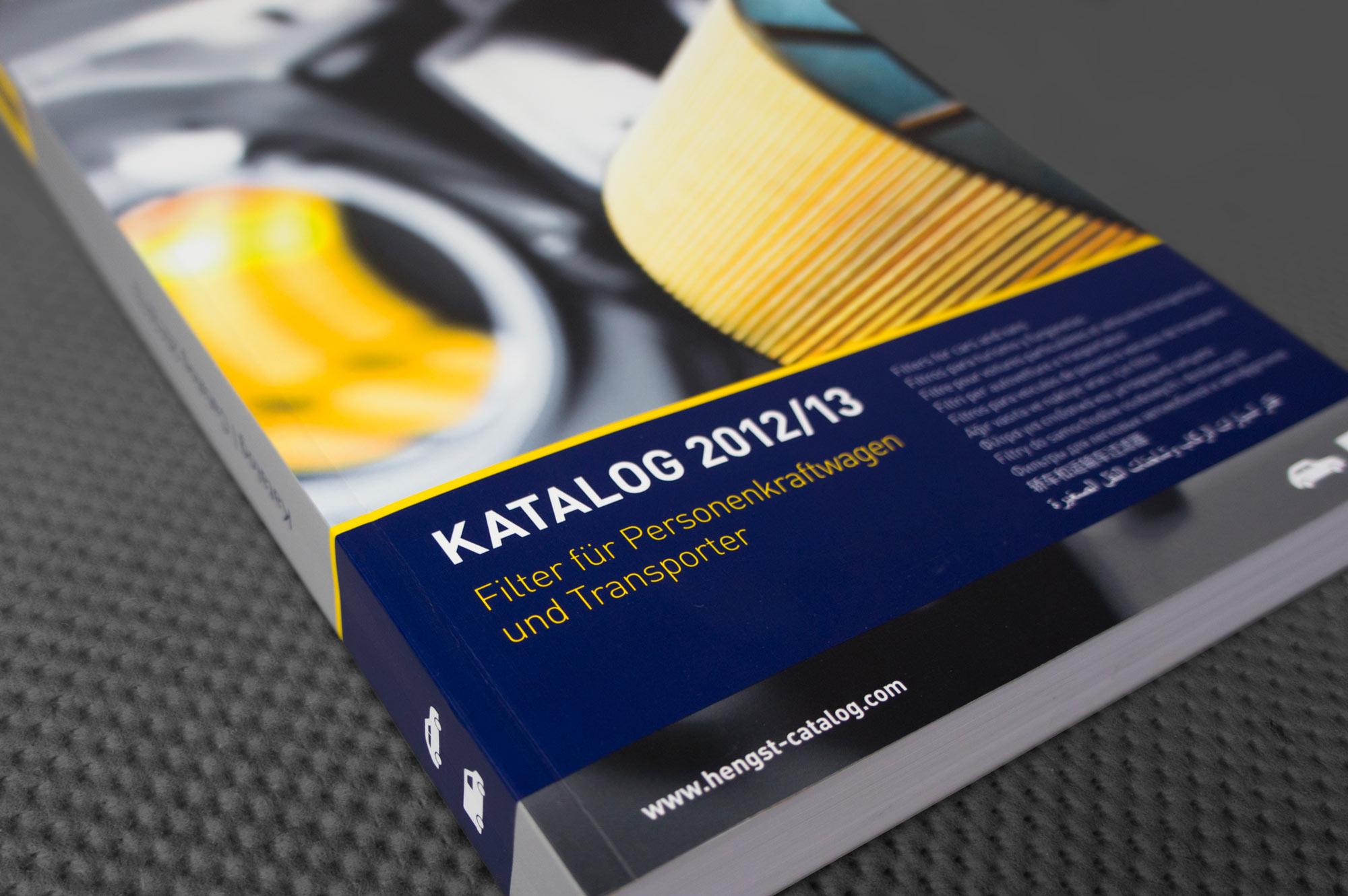 Hengst Automotive Katalog Titel NKW