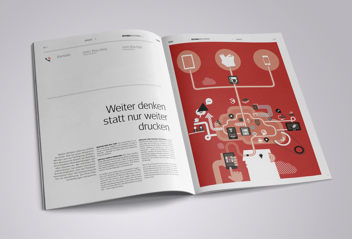FUNKE Zeitungsdruckereien Broschuere16