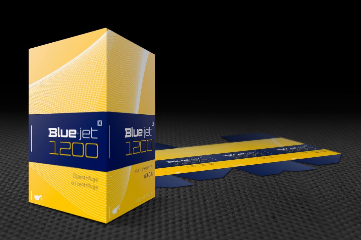 Hengst Automotive — Blue·jet