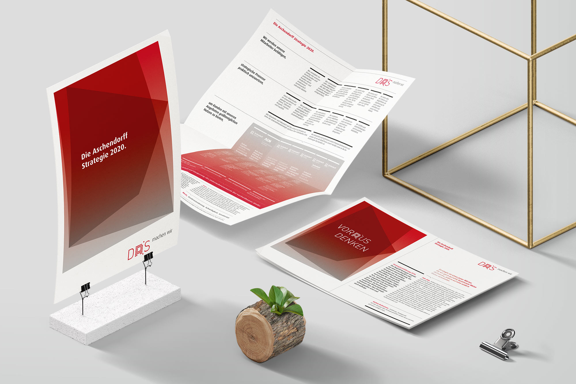 Aschendorff Strategie Paper