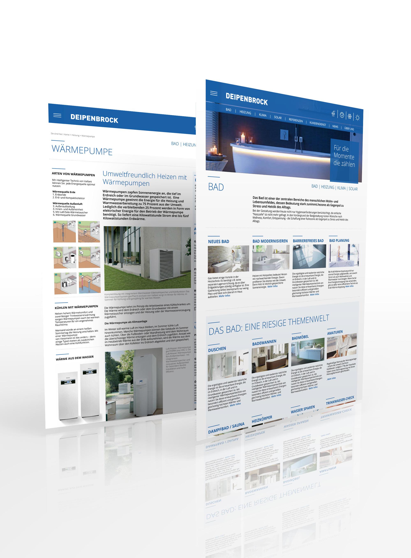 Deip Web Webpagepsd 4