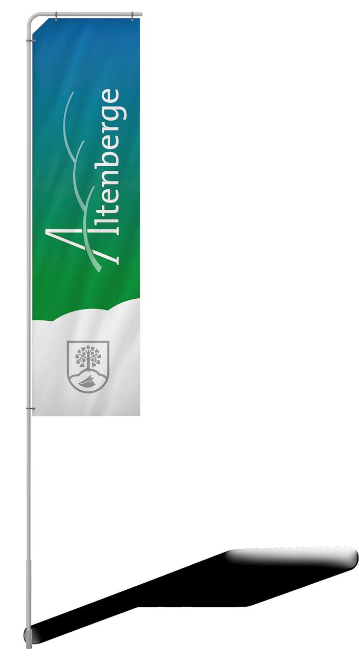 Flagge Vorn