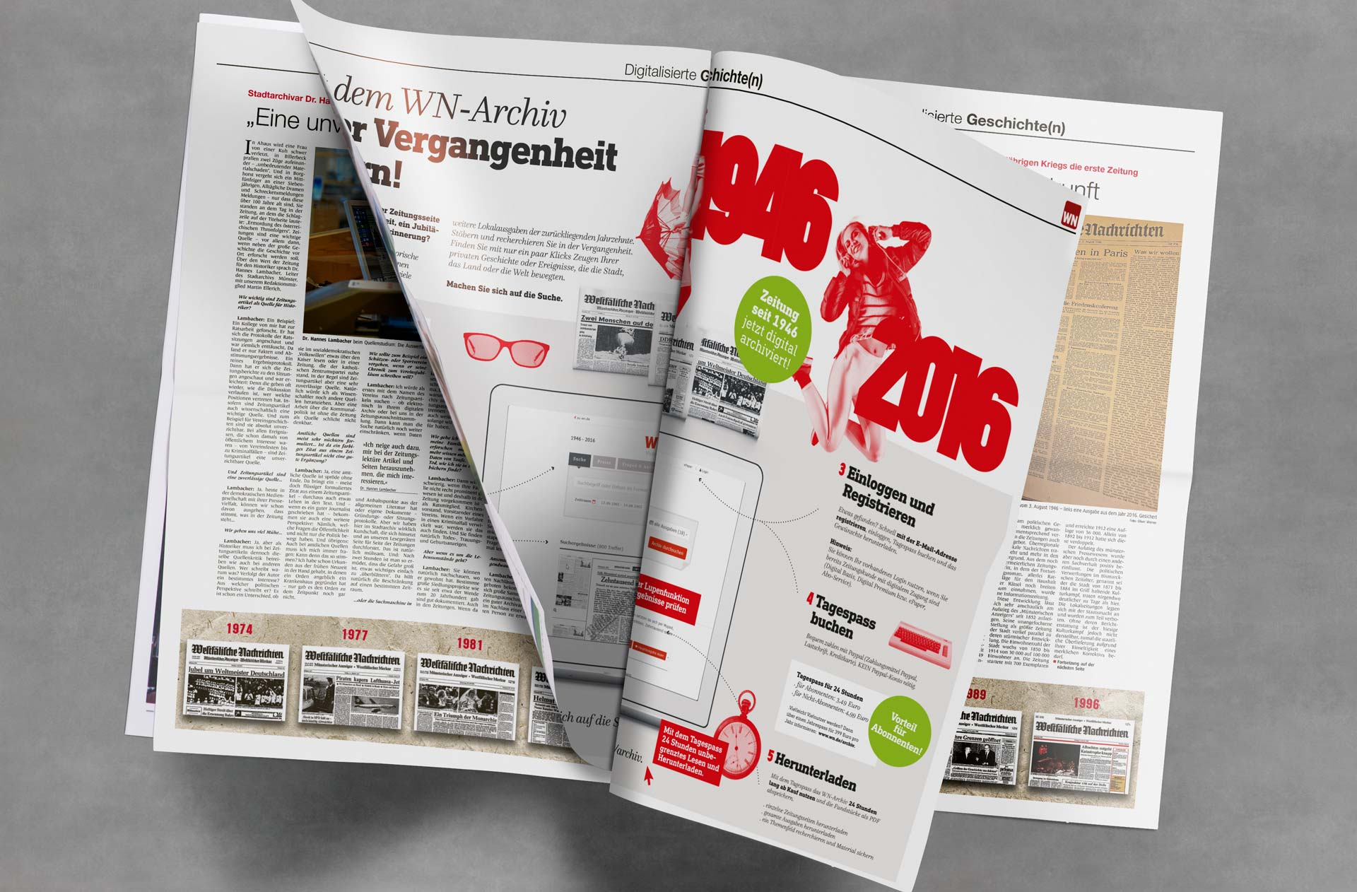 Newspaper Mockup Vol5 7