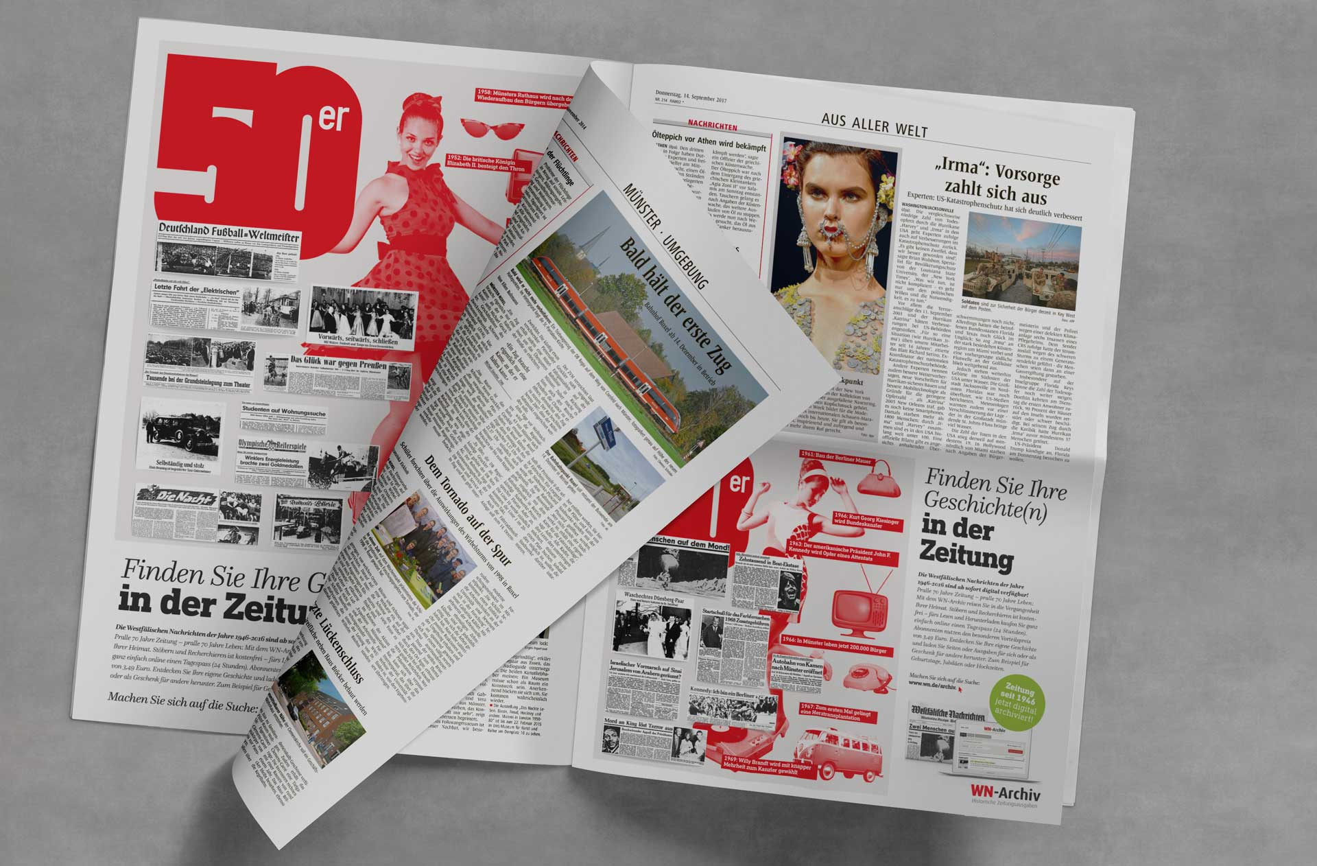 Newspaper Mockup Vol5 9