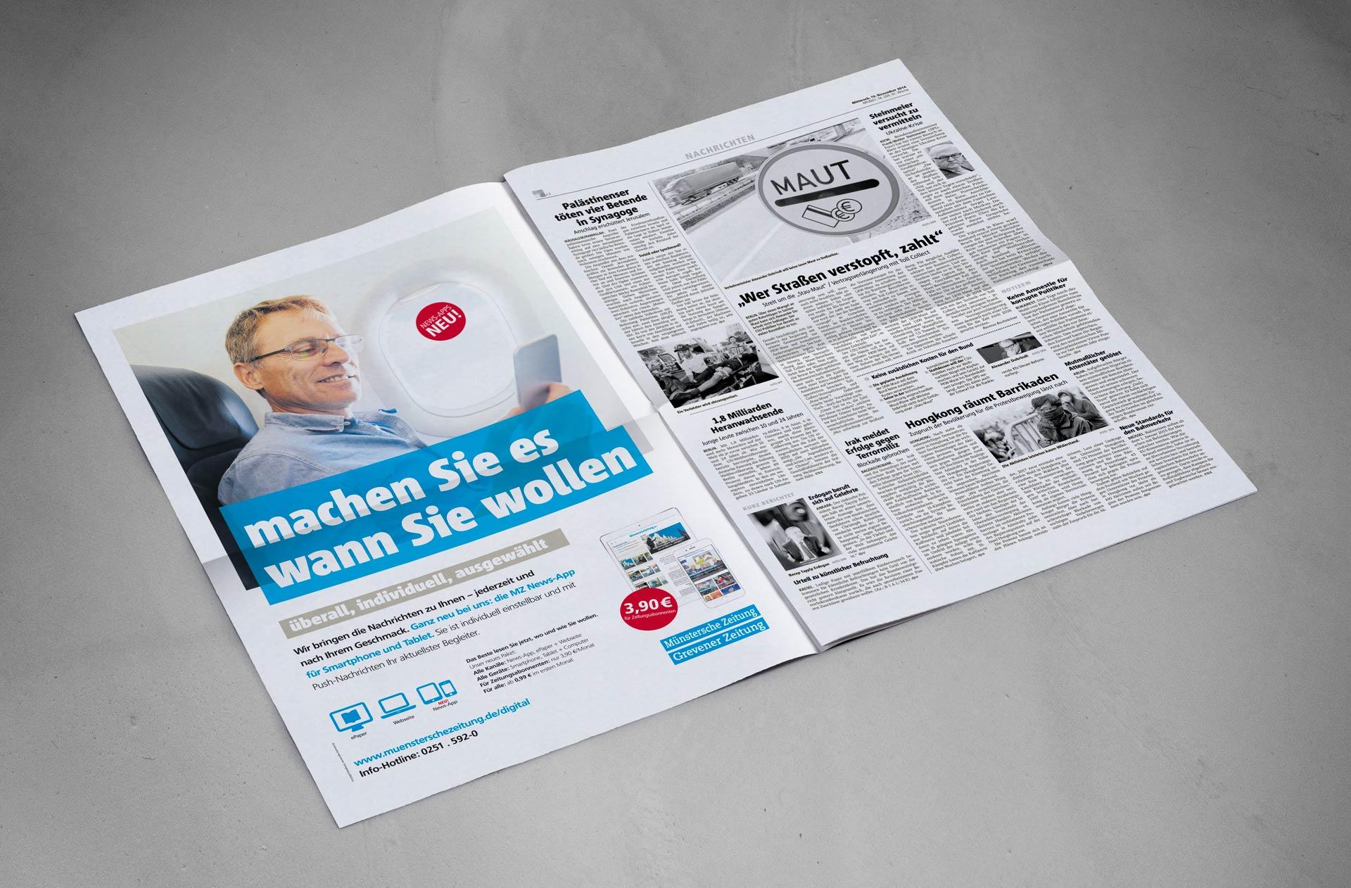 Zeitung Ganz 2