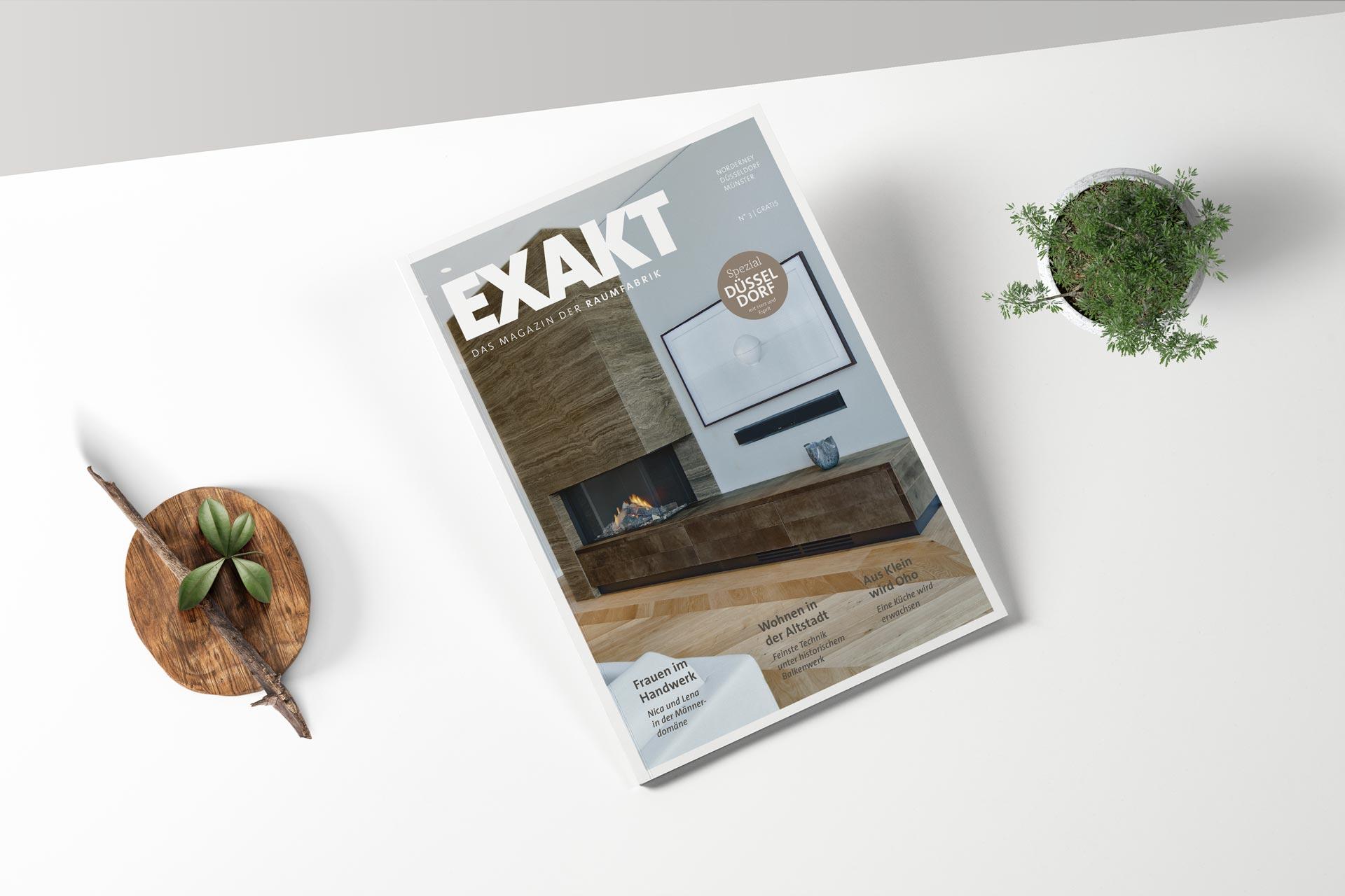 Exakt Magazin No.3